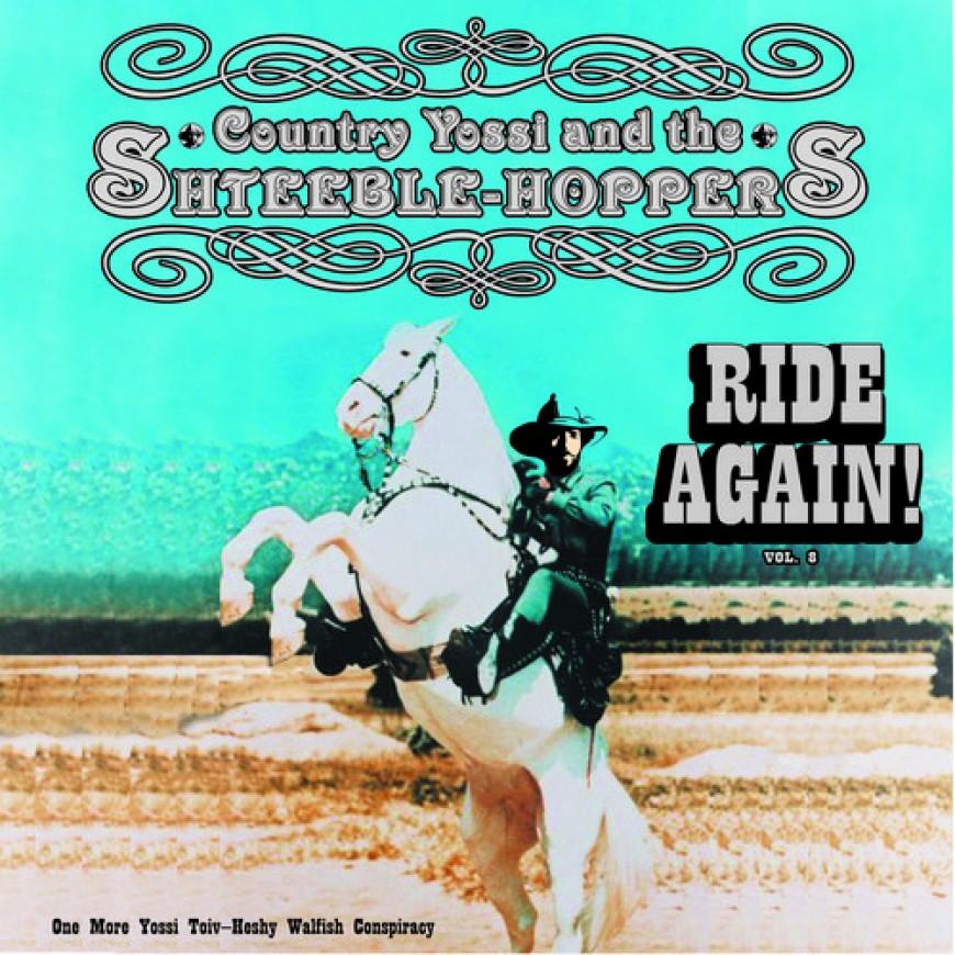 JI Exclusive! Country Yossi & The Shteeble Hoppers – Ride Again