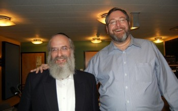 Nachum Segal Celebrates the Release of 'Od Yosef Chai Volume 2′ on JM in the AM