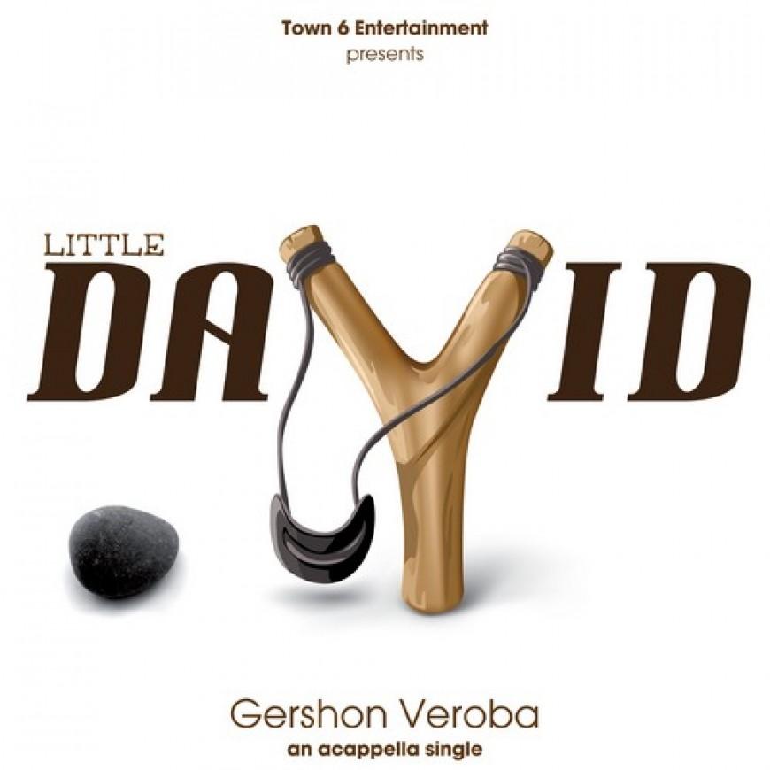 JI Exclusive! Gershon Veroba – Little David Acapella Single!