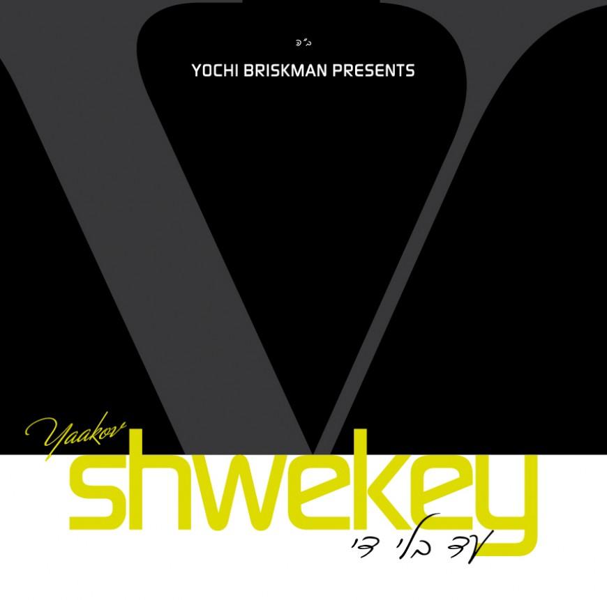 SHWEKEY V Cover revealed! – VIA the new YochiBriskman.com