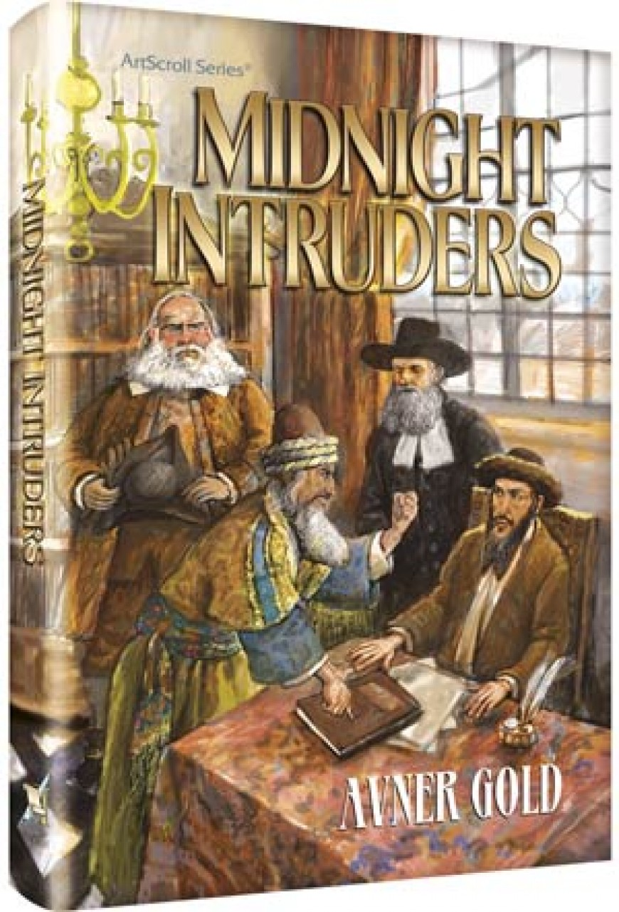 NEW BOOK From Avner Gold : Midnight Intruders