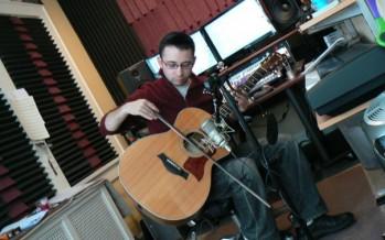 Yitzy Spinner Recording Bass