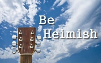 Be Heimish song to raise funds for Chai Lifeline