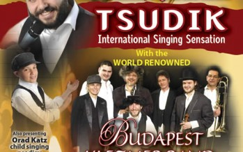 National Council of Young Israel presents the Chanukah Concert Series of the Season