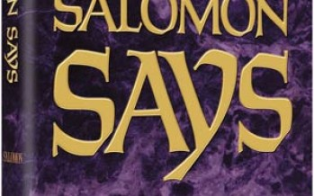 Salomon Says – 50 stirring and stimulating stories