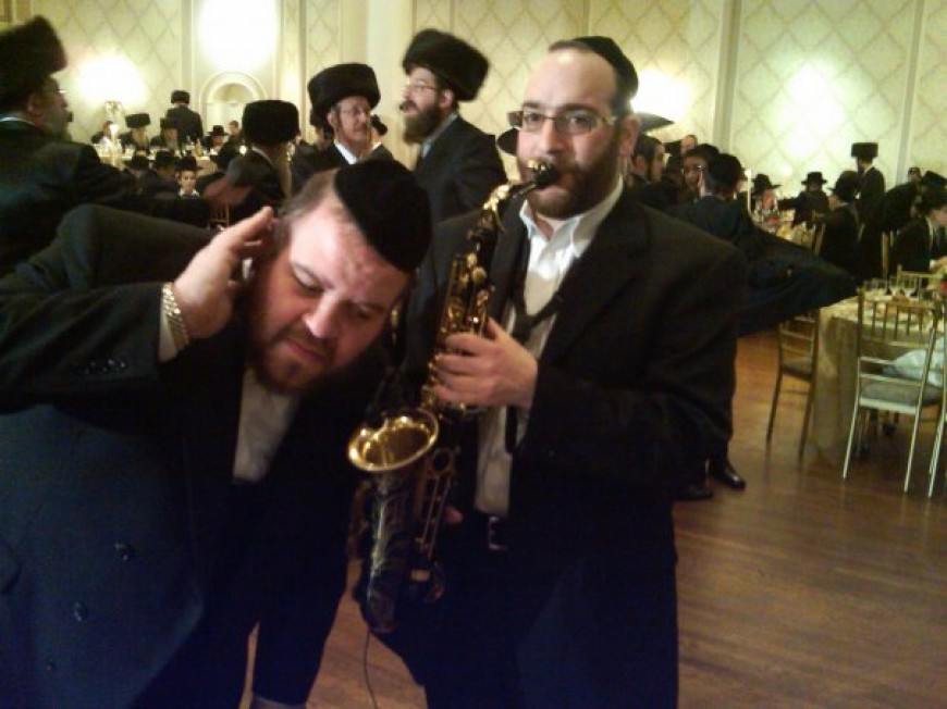 Gershy Moskowitz & Tzvi Goldring
