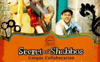 Yerachmiel & Aaron Razel: The Secret of Shabbos – Jan 7, 2010 at Reshimu