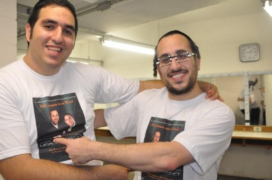 Lipa & Yosef Chaim in Brazil
