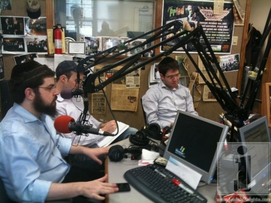 Live on NachumSegal.com with Benny Friedman