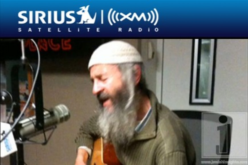 CHAIM DOVID on Sirius XM Radio