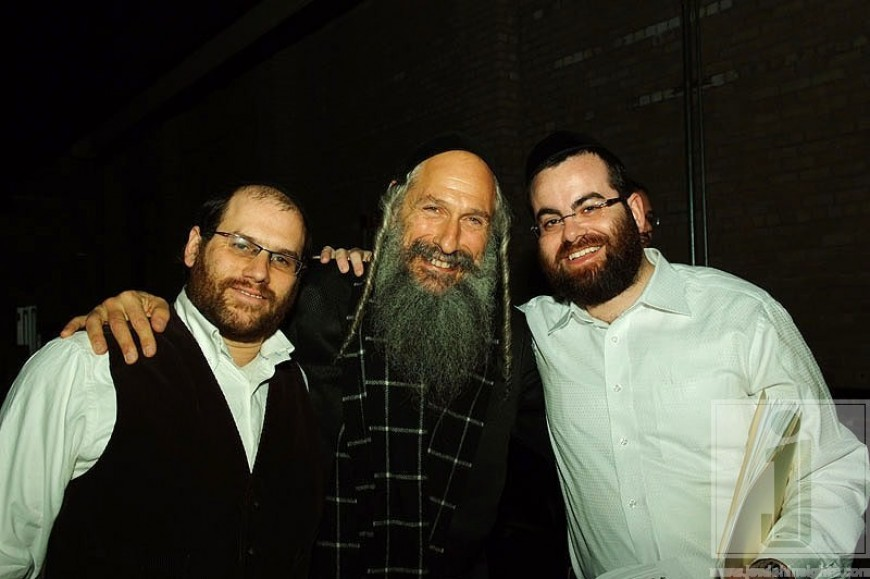 Aaron Razel, MBD & Yanky Katina