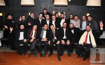 JI EXCLUSIVE! Yosef Chaim says goodbye to the US