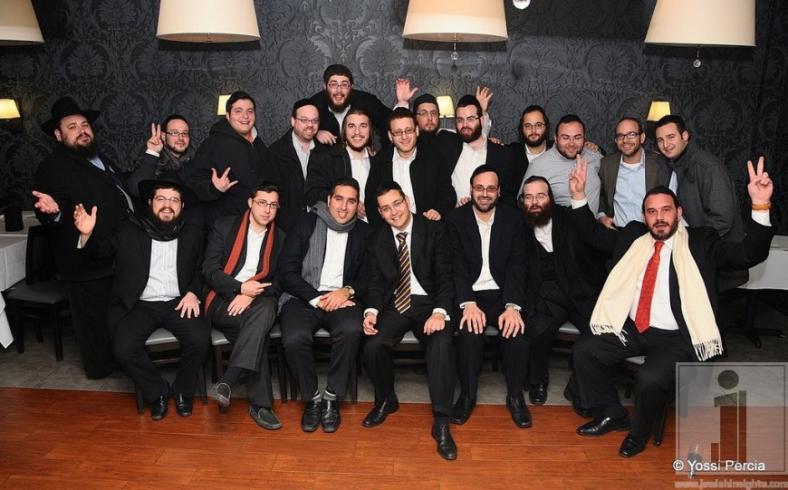 JI EXCLUSIVE! Yosef Chaim says goodbye to the US