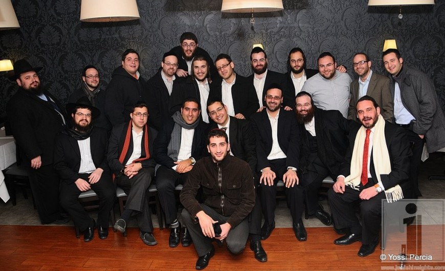 JE Exclusive! Tzeischem L'shalom to Yosef Chaim Video