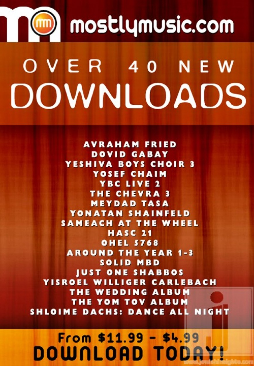 Over 40 New Downloads!