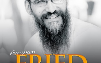 AVRAHAM FRIED IN PARIS