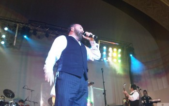 Pictures from YU Chanukah Concert: Lipa, Ohad, Yehuda Green & Dovid Dachs