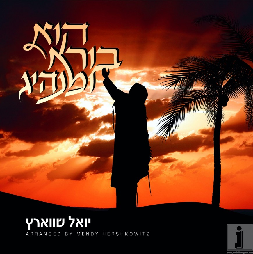 IVelt Yiddish Interview: Yoely Schwartz