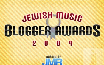 Jewish Music Blogger Awards Are Now Live!!!