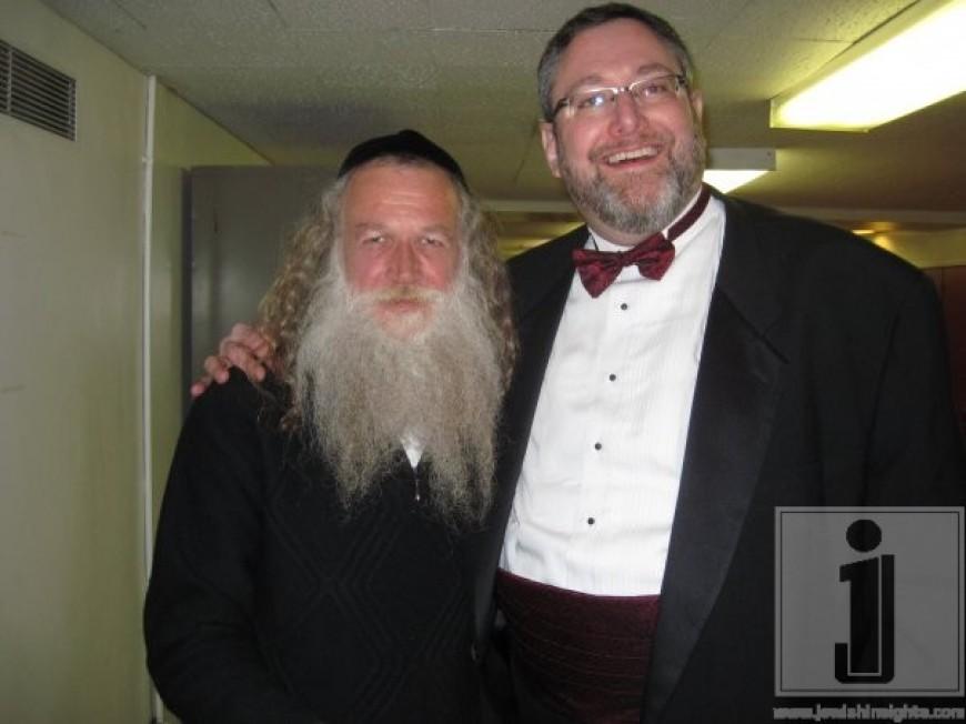 Nachum Segal & Yitzchak Fuchs