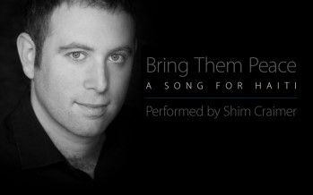 Shimon Craimer – Bring Them Peace: A SONG FOR HAITI