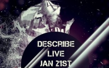 DeScribe Live with Diwon & Detrimental Semantics