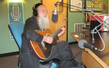 Nachum Welcomes Yitzchak Fuchs to JM in the AM for Live Music and More!!!