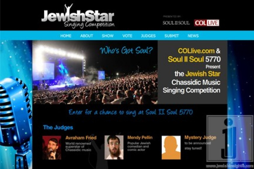 A Jewish Star – with 23 contestants reveal real talent