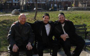 Yossi Tyberg, Shloime Gertner & Gershy Moskowitz