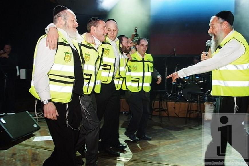 MBD At Zaka's annual Concert in Tel Aviv!