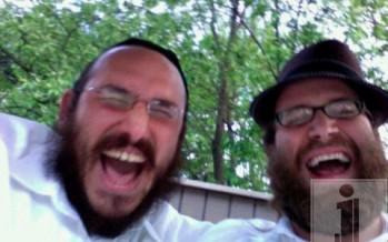 Emes'dig B'simche Zein! Yoily Leibowitz Peste Rebbe, & Hilly Hill