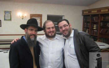 Two Lubavitchers go to Lakewood to be Mesameach the sick