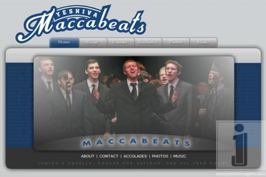 Yeshiva University Maccabeats CD Release