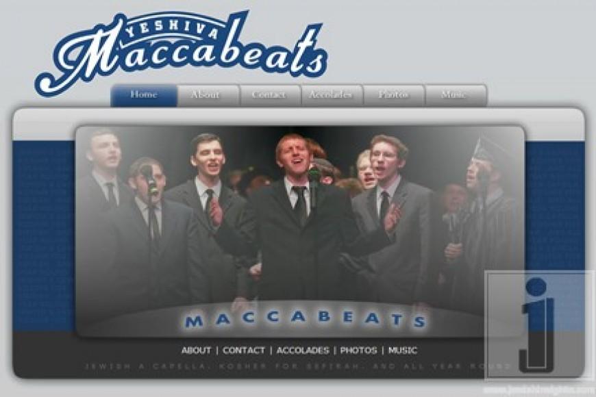Yeshiva University Maccabeats CD Release