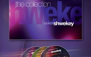 Yaakov Shwekey: The 3 CD Collection is Here!
