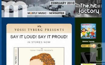 Mostly Music February Newsletter: First Look!