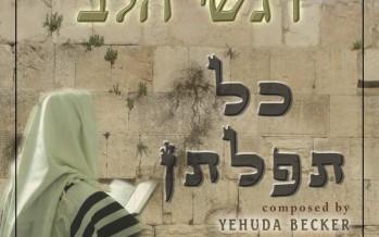 RIGSHEI HALEV-Kol Tefiloson : featuring Yechiel Fligman & Avrumi Jacobs