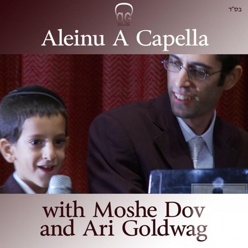 Ari Goldwag presents: 2 Acapella song for download   Jewish Insights
