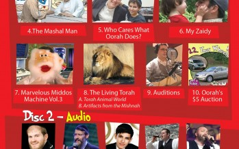 Oorah Shmorg 2 – FULL Audio CD Download