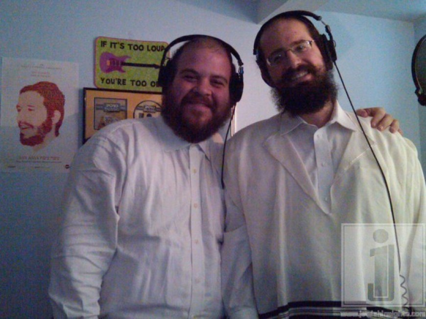 Gershy Moskowitz & Yisroel Werdyger