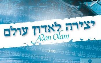 "Nir Seri presents: ""Adon Olam"""