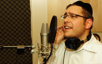 Dovid Gabay Introduces New CD; Announces Album Title.