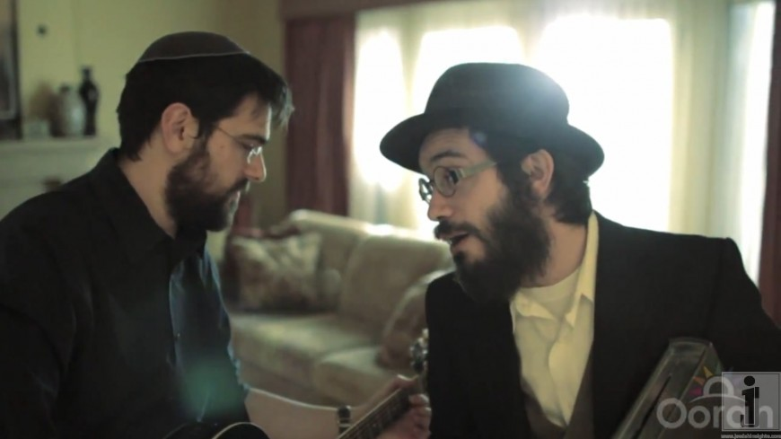 "8th Day Official Music Video ""It's Shabbos Now"""