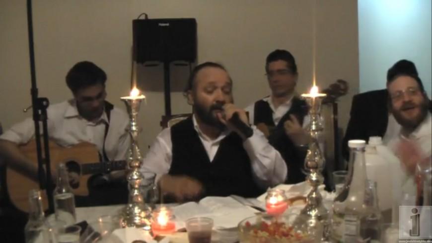 Yehuda Green Melave Malka – Im Eshkachech