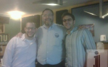 Nachum Segal Presents Aryeh Kunstler and the Official JM in the AM Debut of His New CD