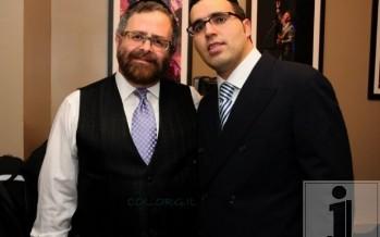 Yossi Green & Yaakov Shwekey