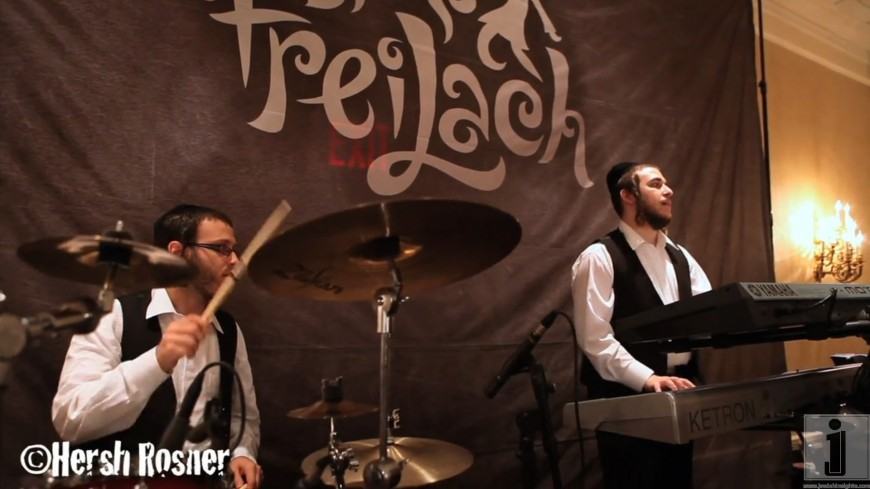 Adon Olam by Freilach featuring Levy Falkowitz