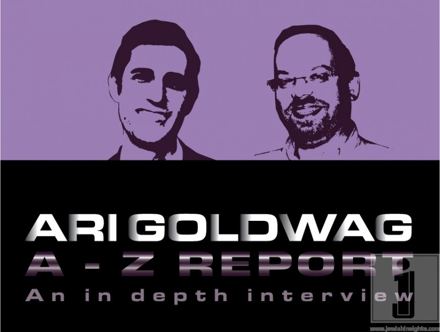 Ari Goldwag A – Z Report