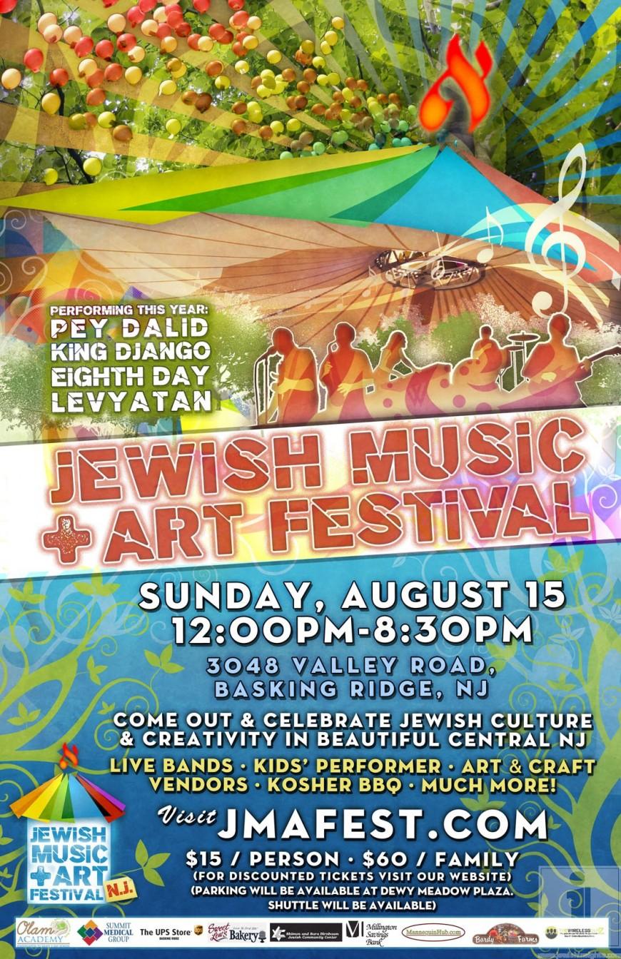 Jewish Music & Art Festival