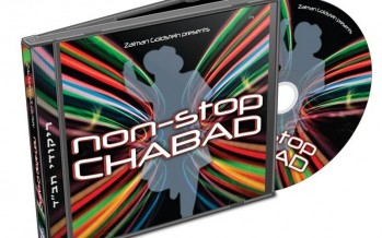 "Coming soon ""Non-Stop Chabad"" from Zalman Goldstein"